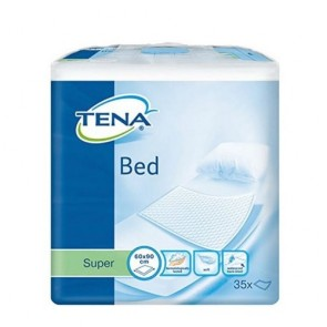 Tena Bed Onderlegger Super 60x90
